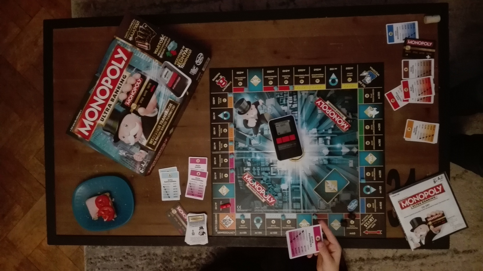 Zdjęcie gry Monopoly Ultra Banking