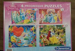Zdjęcie puzzli progresywnych