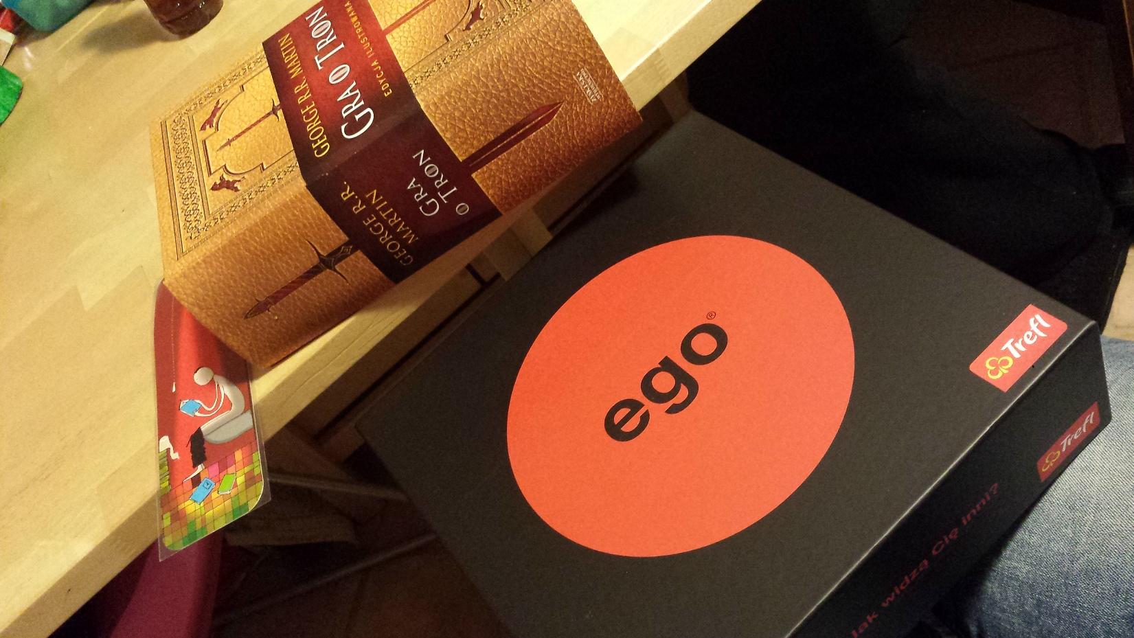 Zdjęcie gry EGO
