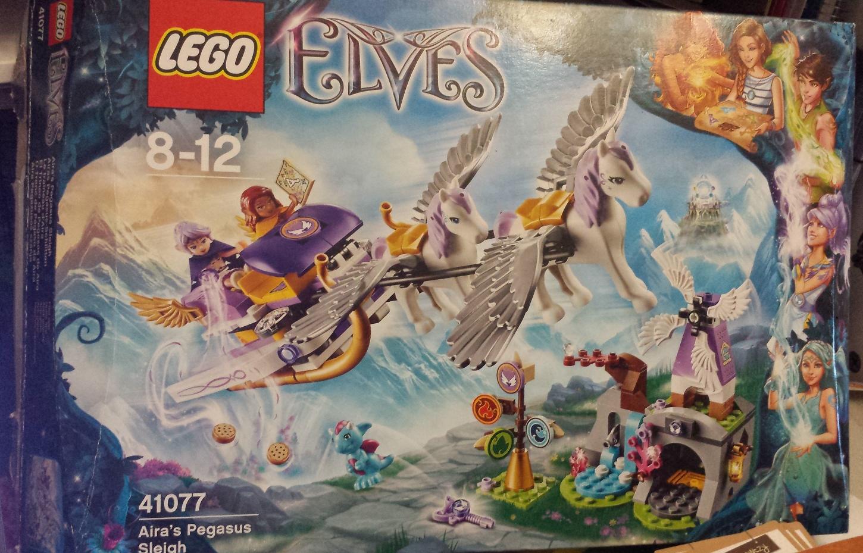 Zdjęcie Lego Elves