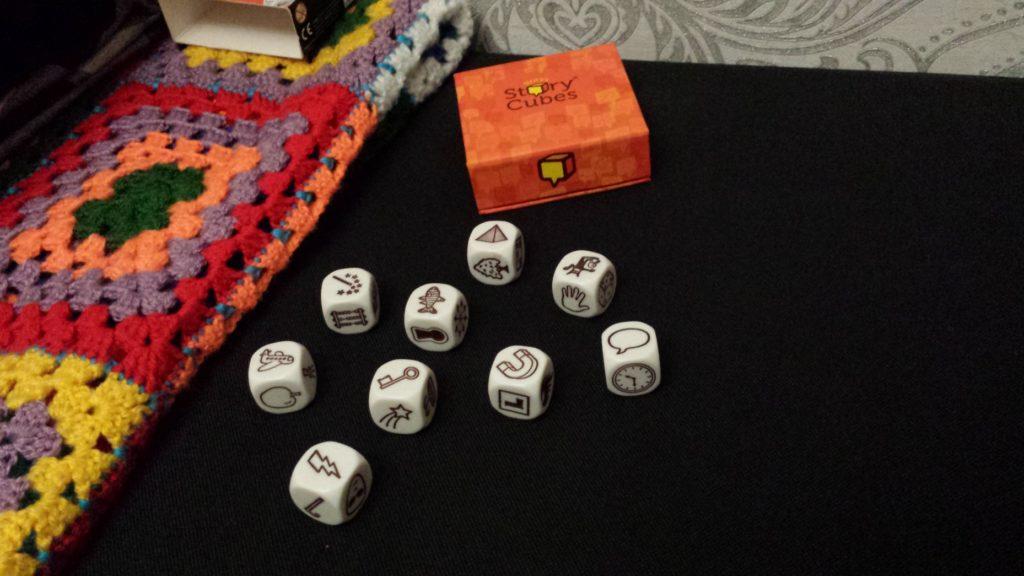 zdjęcie gry story cubes
