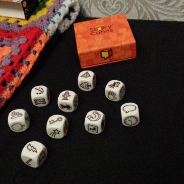 Kości wyobraźni, czyli Story Cubes