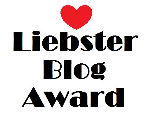 Liebster Blog Award logo wlasne