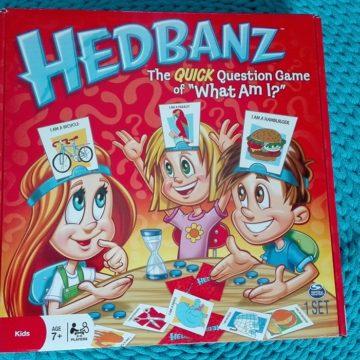 Hedbanz, czyli kim jestem